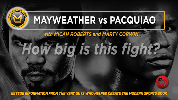 Mayweather vs. Pacquiao: How Big Will This Fight Be?