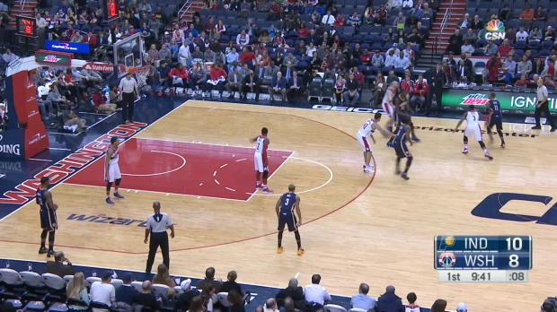 Dunk of the Night: Paul George