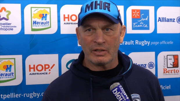 Top 14 - 20e j. : Cotter : 'Un match propre'