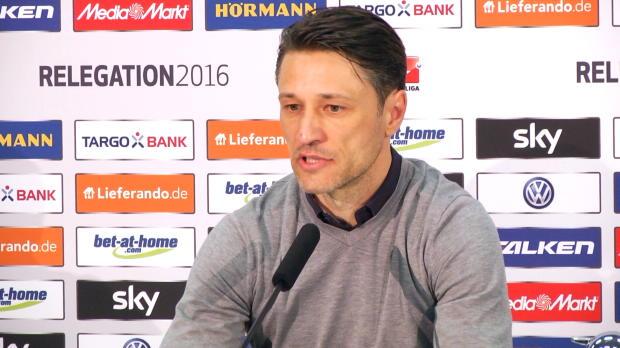 """Kovac: """"Ganze Saison vergessen gemacht!"""""""