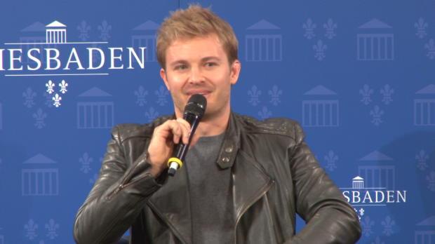 F1: Rosberg über Fahrer-Freunde und Vettel