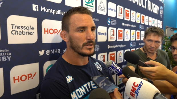 "Rugby : Top 14 - 5e j. : Picamoles : ""Garder cette exigence"""