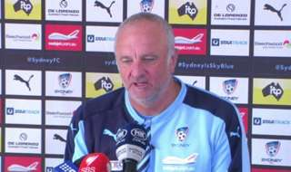Sydney FC Head Coach Graham Arnold has vowed the Sky Blues will step it up a gear against the Wanderers in Saturday's third instalment of the #SydneyDerby for season 2016/17 at ANZ Stadium (kick off 7:50pm).