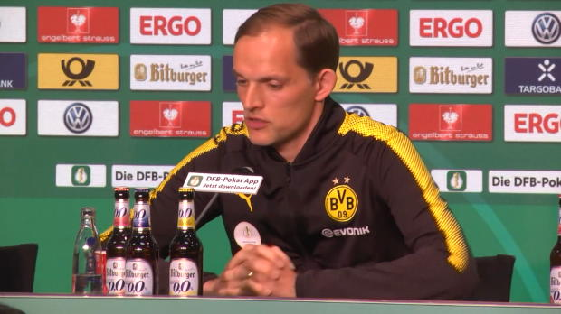 """Tuchel vor Endspiel: """"Besonderer Schlusspunkt"""""""