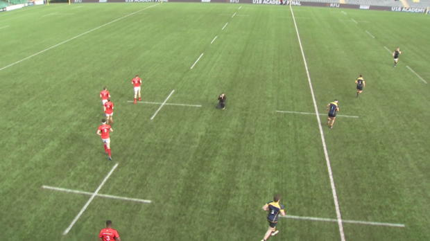 Aviva Premiership - Under 18 Final Highlights :Worcester Warriors v Saracens