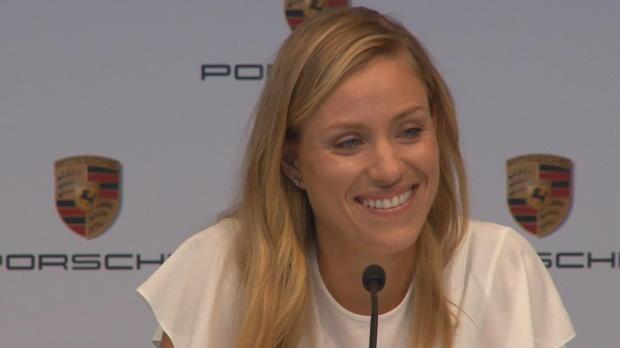 """Wimbledon: Kerber: """"Die gleiche Angie wie zuvor"""""""