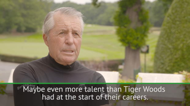 McIlroy more talented than Tiger - Player