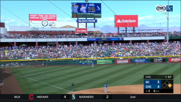 Contreras' two-run mammoth shot