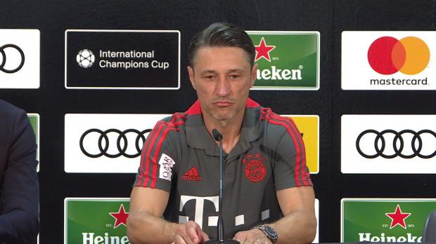 "Kovac knallhart: ""Verändere hier gar nichts"""