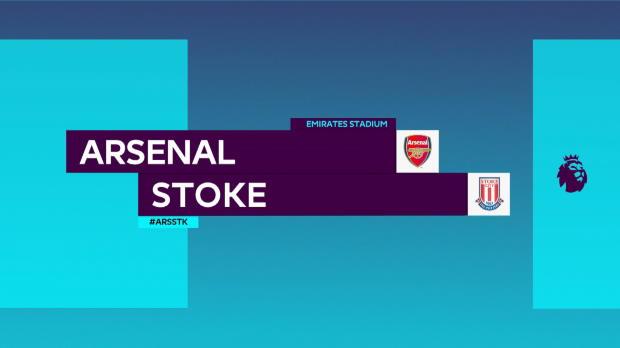 Arsenal - Stoke