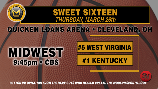 West Virginia vs. Kentucky