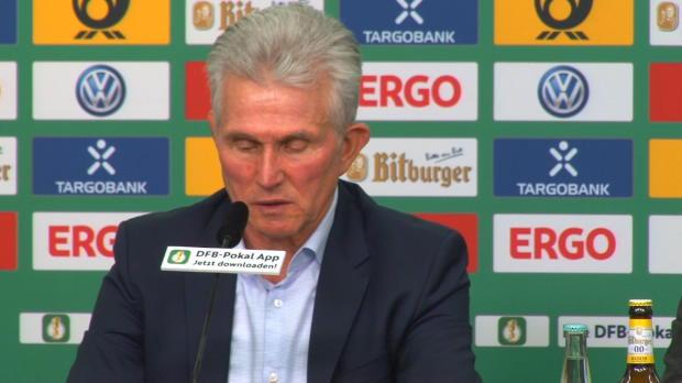 Heynckes: Das ist das Geheimnis des FCB-Erfolgs