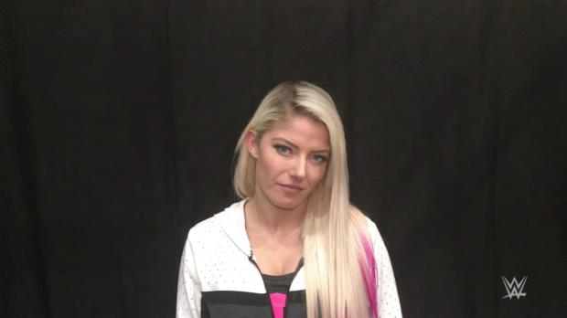 How Alexa Bliss feels about facing Trish Stratus at WWE Evolution: SummerSlam Diary