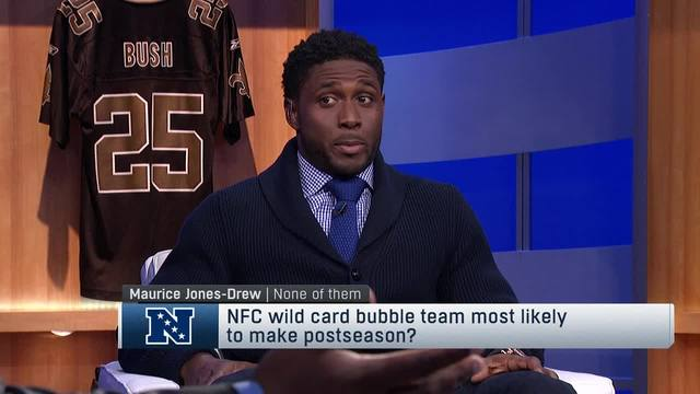 Which NFC wild card bubble team is most likely to make postseason?