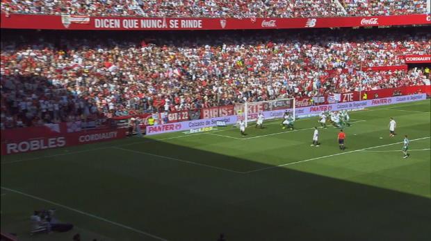 LaLiga Round 35: Sevilla 2-0 Real Betis
