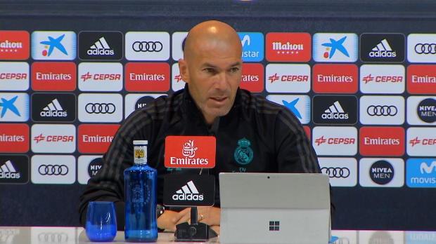 """Zidane: """"Ronaldo ist besonders wichtig für uns"""""""