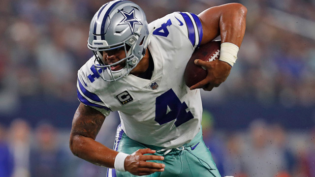 Deion Sanders: Credit Dak Prescott for a productive Cowboys offense in Week 2