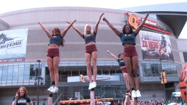 Best of Phantom: Cleveland Outlasts Atlanta for Epic Game 3 Win