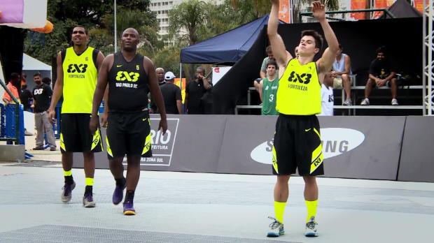 3x3 Basketball: Über Baku nach Olympia?