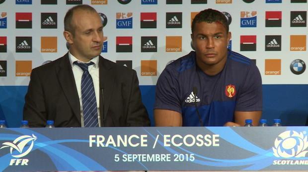XV de France - Dusautoir - 'On s'est compliqu� la t�che'