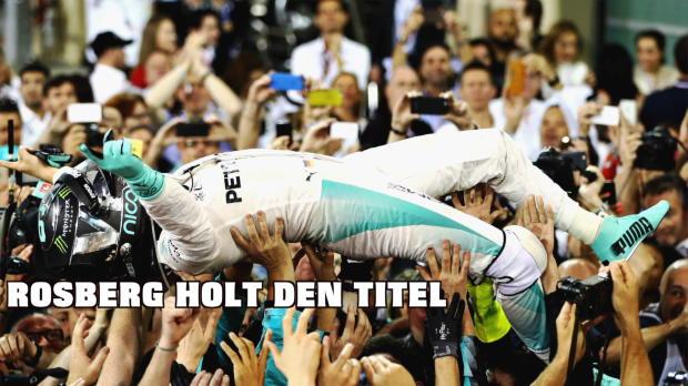 F1: Rosberg macht Schluss! Rückblick auf 2016