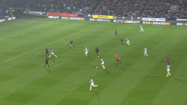 Premier League: Huddersfield - Fulham   DAZN Highlights