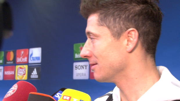 """Lewandowski stapelt tief: """"Sind kein Favorit"""""""
