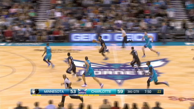 GAME RECAP: Timberwolves 125, Hornets 120
