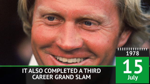ON THIS DAY: Jack Nicklaus wins his final Open title in 1978