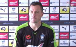 Sydney FC goalkeeper Danny Vukovic says he is in the best form of his career and admits he thought his chance at another Socceroos call up had passed him by.