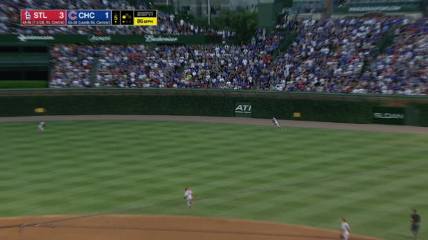Rizzo's RBI double