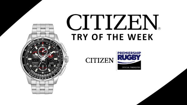 Aviva Premiership - Citizen Try of The Week - Round 12
