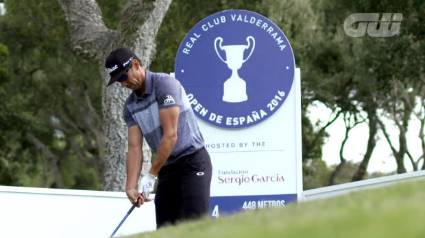 Walk the Course: Rafa Cabrera-Bello