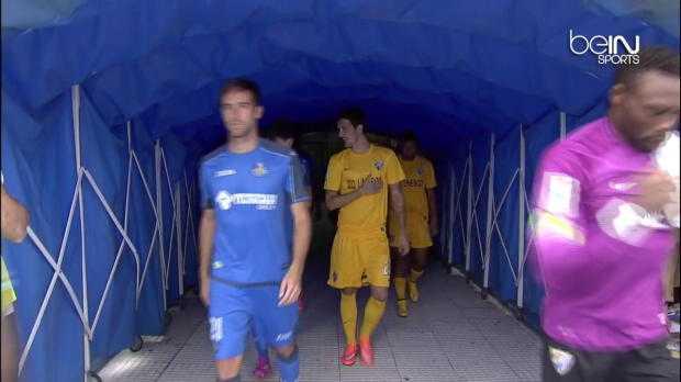 Liga : Getafe 1-0 Malaga