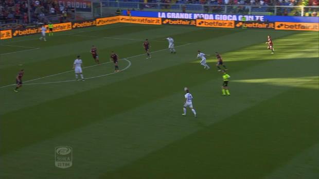 Serie A Round 38: Genoa 1-2 Atalanta