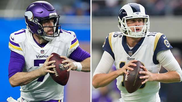 Casserly: Case Keenum is playing better than Jared Goff right now