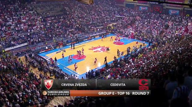 Highlights-Crvena-Zvezda-Telekom-Belgrade-Cedevita-Zagreb