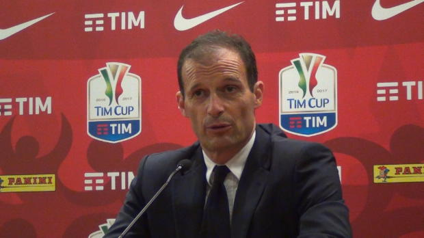 "Coppa Italia: Allegri: ""Immer an Team geglaubt"""