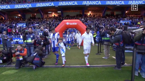 La Coruna - Real Madrid