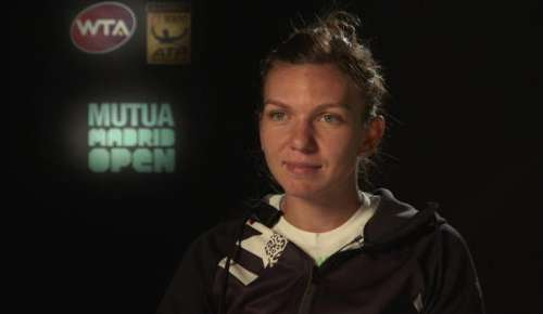 Halep Interview: WTA Madrid 2R