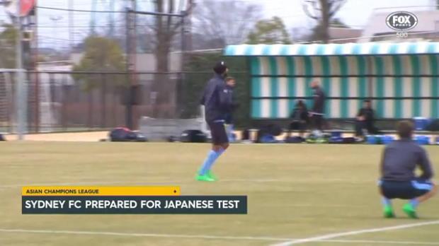 Sky Blues braced for Urawa test