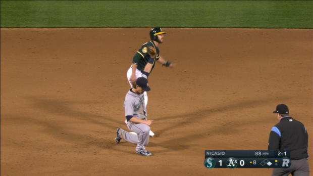 Zunino nabs Fowler after review