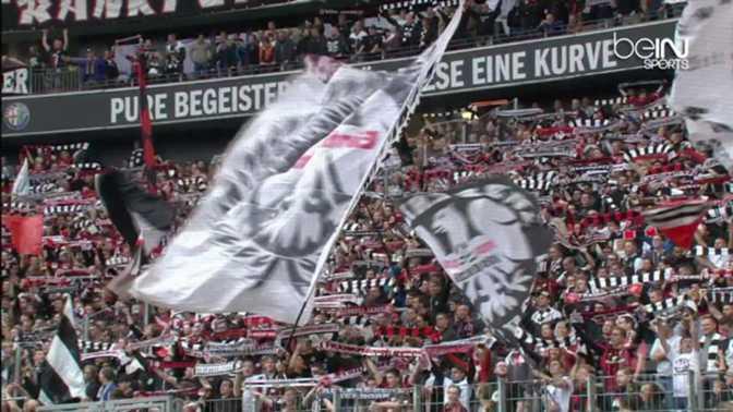 Bundes : Francfort 1-0 Fribourg