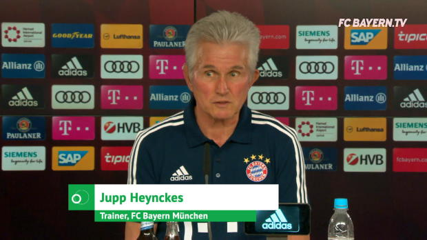 """Heynckes: DFB-Pokal? """"Wird dramatisches Spiel"""""""