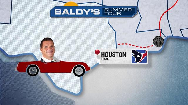 Brian Baldinger: If the Texans get better quarterback play they will 'blast off'