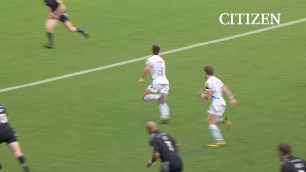 Aviva Premiership - Citizen Try of the Week Round 3