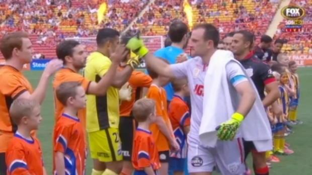 Brisbane Roar v Adelaide United highlights