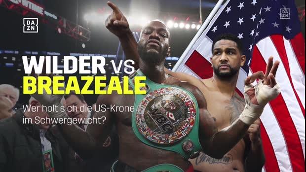 Boxen: Preview für Wilder vs Breazeale