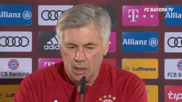 "Ancelotti vor HSV: ""Ribery ist bereit"""