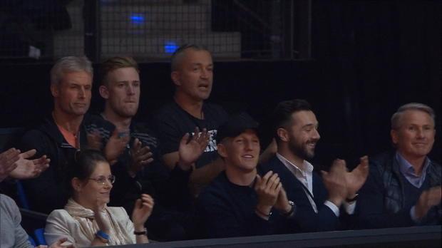 Stuttgart: Schweinsteiger feiert Ivanovic-Sieg